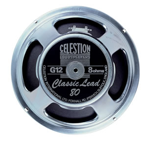RECONE KIT Celestion G12-80 Classic Lead 8ohm