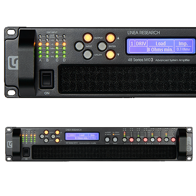 Linea Research Amplifiers