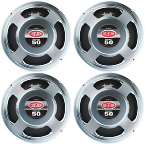 Celestion Rocket 50 Guitar Speaker 12 Quot 8ohm