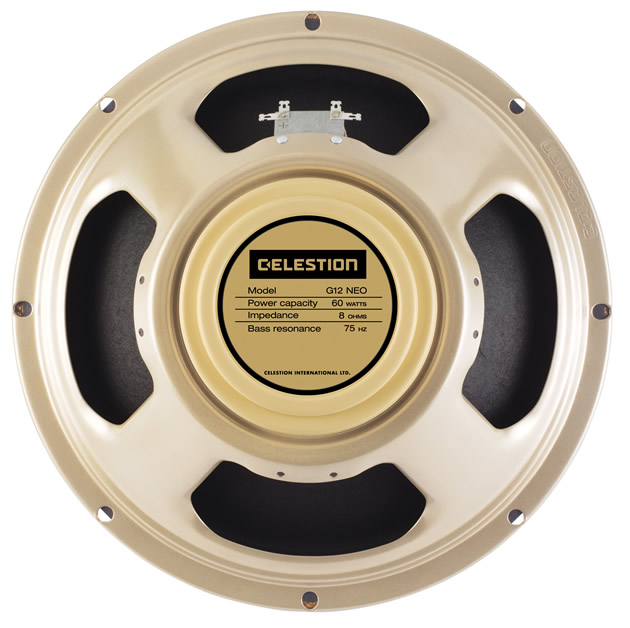 Celestion Neo Creamback 60watt Lightweight Guitar Speaker
